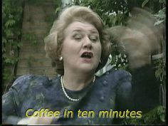 Discover & share this Vhs GIF with everyone you know. GIPHY is how you search, share, discover, and create GIFs. British Sitcoms, British Comedy, Welsh, Queen And Prince Phillip, Bbc Tv Shows, Keeping Up Appearances, Comedy Quotes, Movies Playing, Comedy Series