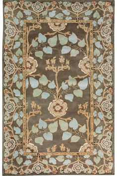 Patrician Rug - Traditional Rugs - Blended Rugs - Rugs   HomeDecorators.com