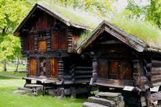 Stabbur in Norway (2) - Pixdaus