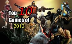My picks for the BEST games of 2012