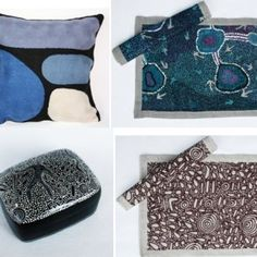 New Aboriginal Art Accessories and Gifts in the Tali Gallery Shop