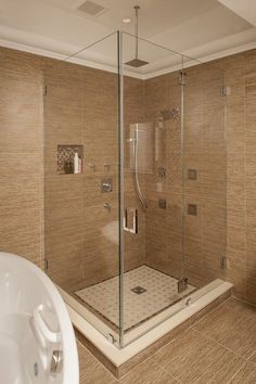 Image result for shower styles in a corner