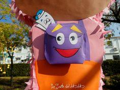 diy dora pinata | La Suite del momo: Piñata Dora la Exploradora