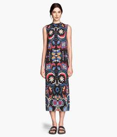 H&M Gemustertes Jerseykleid 34,99