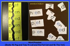 Great idea for daily 5 phonics practice
