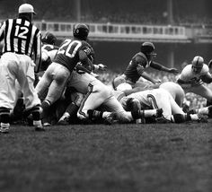 Rosey Grier and the 1960 Giants: Rare Photos | LIFE.com George Silk—Time & Life Pictures/Getty Images New York Giants at Yankee Stadium, 1960. Read more: New York Giants: Rosey Grier Talks About Playing for Big Blue in 1960 | LIFE.com http://life.time.com/culture/new-york-giants-rosey-grier-1960/#ixzz2m3pSThEF