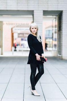 All black by Escada