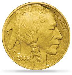 American Buffalo 1 Ounce Gold Coin.