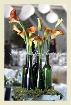 Your Wedding Keepsakes: Inexpensive Wedding Centerpiece Vase