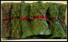 Silverbeet cannelloni - trying this one soon