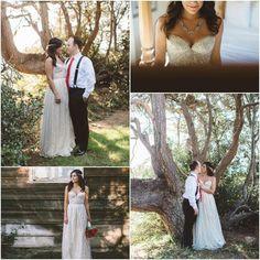 San Buenaventura Mission Wedding Photos