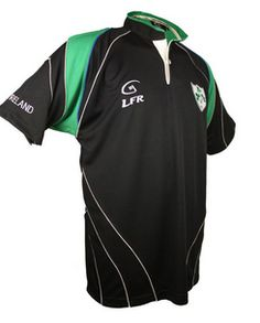 The Live For Rugby Ireland Breathable Shirt is a great look for any rugby supporter! Ireland Rugby Shirt, Outdoor Outfit, Adidas Jacket, Construction, Sport, Live, T Shirt, Jackets, Clothes