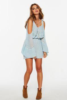 Baudelaire Mini Dress | Jen's Pirate Booty
