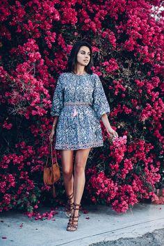 VivaLuxury - Fashion Blog by Annabelle Fleur: FUN FLORAL