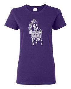 Feeling Down Saddle Up Women's short sleeve t-shirt