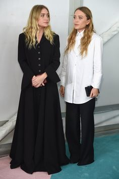 Ashley and Mary-Kate attending the CFDA Awards 2017, June 5