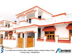 Row Houses For Sale in Lucknow