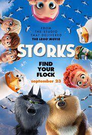 Storks Poster September 2016                                                                                                                                                                                 More