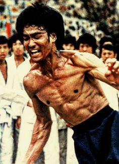 Bruce Lee West Coast Tour Seattle Okland L A Adult T Shirt Martial Arts