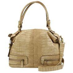 SHOEMALL.COM - Croco-Print Shoulder Bag - $49.95