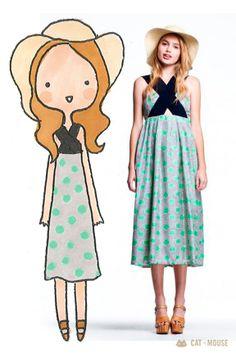 Lauren Moffatt: 2013 Spring Looks... catplusmouse