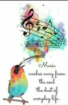 Music…that soothes the soul, makes you cry, makes you shake your booty…. Music…that soothes the soul, makes you cry, makes you shake your booty…. Music Is Life, My Music, Music Bird, Music Books, Staff Music, Music Shake, Hippie Music, Trance Music, Hippie Art