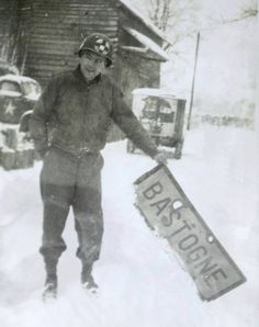 Dr. Jack Prior - Doctor at the aid station in Bastogne during the Battle of the Bulge.