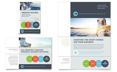 Business Analyst Flyer and Ad Design Template by StockLayouts Graphic Design Templates, Graphic Design Print, Ad Design, Tool Design, Indesign Templates, Brochure Template, Flyer Template, Business Analyst, Case Study Design