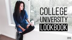 Back to College Lookbook | Back to School
