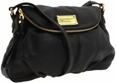 Why must Mark be so expensive!!! #bagofmydreams Marc by Marc Jacobs - Classic Q Natasha (Black) - Bags and Luggage on shopstyle.com