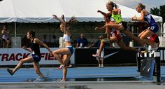 women's steeplechase during the USA Outdoor Track and Field Championships at Drake University in Des Moines Drake Relays, Drake University, Marathon Running, Running Motivation, How To Run Faster, Track And Field, Pose Reference, Cross Country, Porn