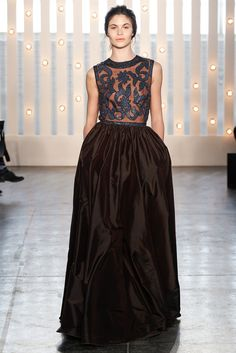 Jenny Packham Fall 2014 Ready-to-Wear Fashion Show