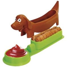 Dog Shaped Hot Dog Slicer