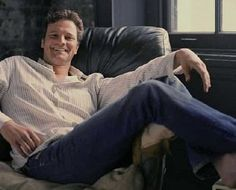 Colin Firth... what can I say... LOVE him!