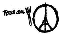 Em Paris, grupo da gastronomia cria movimento contra o terror - Jornal O Globo