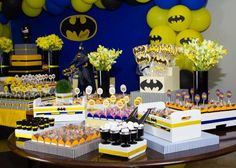 Batman candy bar