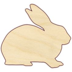 "INSPIRATION FOR CASHMERE SOFTIE - Bunny Unfinished wood cut from 1/4"" Baltic birch plywood, unless otherwise indicated. Sizes shown with (1/8"") next to them will be cut from 1/8"" Baltic birch plywood. Pieces are laser cut, which resul"