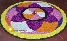 Pookalam, Pookalam Design, Onam Pookalam, pookalam 2018, onam pookalam 2018, pookalam 2018 design Onam Wishes Quotes, Onam Images, Happy Onam Wishes, Onam Greetings, Onam Pookalam Design, Onam Festival, Latest Rangoli, Rangoli Designs Flower, Kinds Of Colors