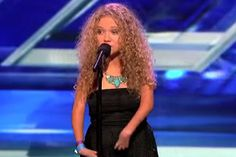 """I can't stop watching this incredible young lady!   Rion Paige wows the X-Factor judges with her performance of Carrie Underwood's """"Blown Away,"""" her adorable personality, and her inspirational attitude. Watch Rion sing!"""