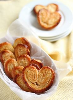 Citrus Palmiers - 2 cups sugar, Zest from two medium oranges, 1/4 tsp salt, 2 sheets puff pastry