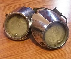 Two Pair 1967 1968 Ford Mustang Back Up Light Kits OEM by NearPerfect on Etsy