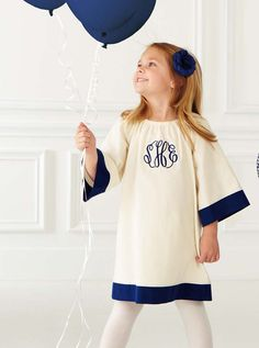 Kelly's Kids Fall 2013. Classic Monograms! Shop now with Rep #201233