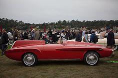 1960 Plymouth XNR Ghia Roadster