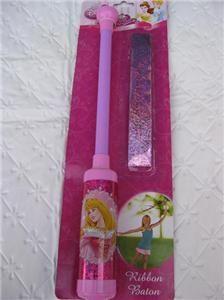 Favors--ribbon batons Sleeping Beauty Party, Aurora Sleeping Beauty, 9th Birthday, Birthday Ideas, Princess Aurora Party, Tangled Party, Party Themes, Party Favors, Hello Kitty