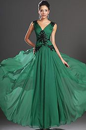 Carlyna 00132504 eDressit New Arrival Sexy V-Neck and Back Fabulous Evening Dress (00132504)