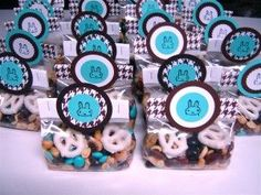 baby shower ideas trail mix recipes take home treats chocolate nuts