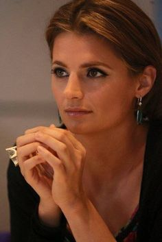 Stana Katic is Beckett Stana Katic, Most Beautiful Women, Beautiful People, Nathan Fillon, Hamilton, Castle Tv Shows, Castle Abc, Style Feminin, She's A Lady