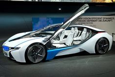 #BMW Vision EfficientDynamics... Thanks for viewing! Feel free to Like, Pin, or Comment.