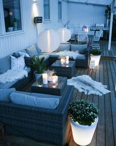 ~ my outdoor chill zone ~ I just can't help myself....is it to soon to start dreaming of spring?