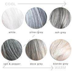Blonde Hair Going Grey, Grey Hair Over 50, Ash Grey Hair, Grey Hair Looks, Short Grey Hair, Grey Hair Natural, Grey Hair With Colour, Silver Grey Hair Gray Hairstyles, Hair Color Silver Grey